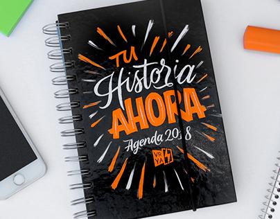 Agenda V&RYA 2018