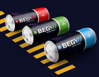 BEGY Energy Drink