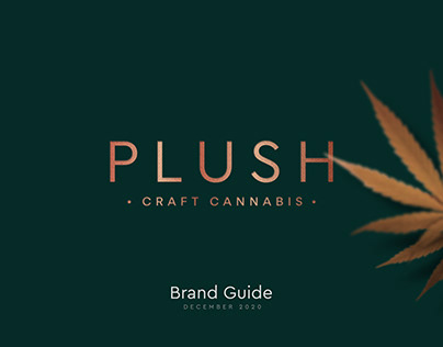Plush Cannabis Brand Guide