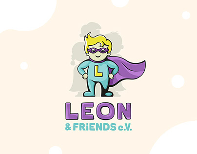 Leon & Friends e.V. | Branding + Website