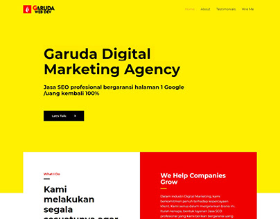 Garuda Digital Marketing Agency