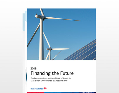 2018 Bank of America ESG Report