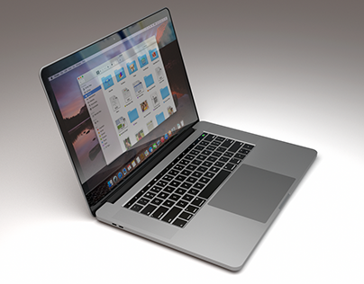 MacBook Pro Renders