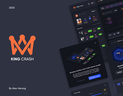 KING CRASH - CSGO Crash Game