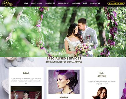 Website : http://www.reshmispa.com/