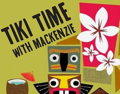 Mackenzie's Birthday Invitation