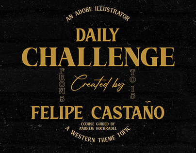 Illustrator Daily Creative Challenge 5.01.2021