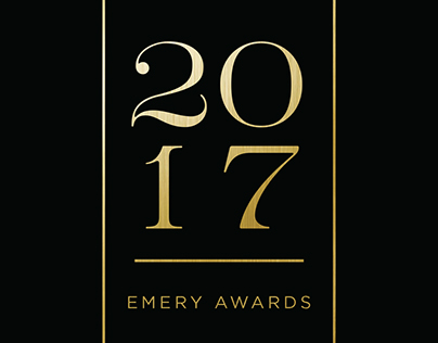 Emery Awards After Party flyer