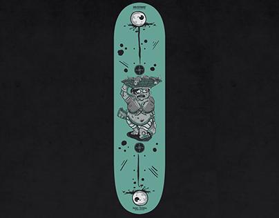 HOLYSTOKED Skateboard