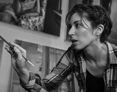 Picturing Evanston Artist Portraits