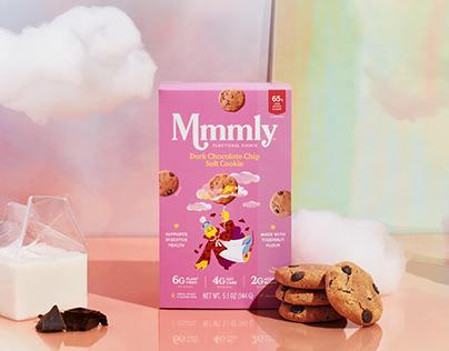 Mmmly Cookies Illustration