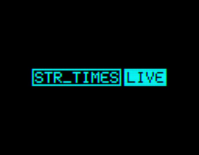 STR_TIMES (Personal Project)