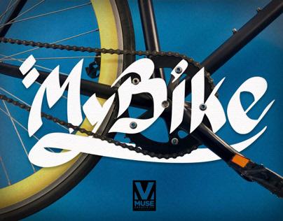 My Bike & Draw Typo