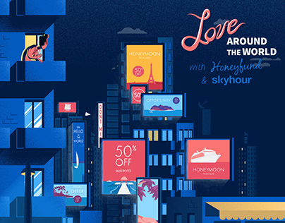 Love Around the World - Skyhour