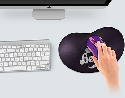 Jelly Belly Mouse & Mouse Mat Set