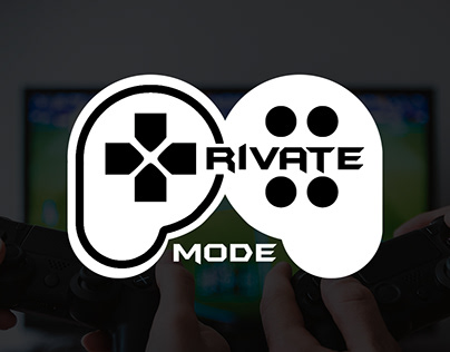 Private Mode PlayStation Logo