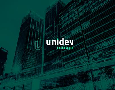 Unidev Tecnologia - Logo e Identidade Visual