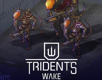 Characters enemies Khareni race - Trident´s wake