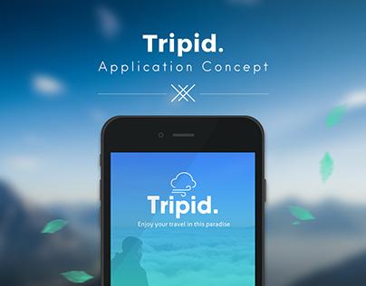 Tripid Application Concept