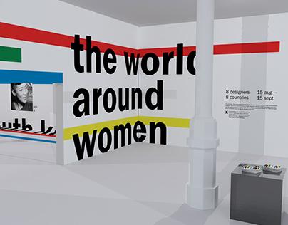 The world around women