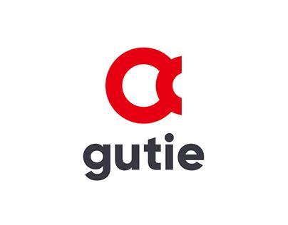 gutie logodesign