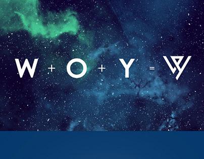 W R O N G O N Y O U :: Logo + Cover Album