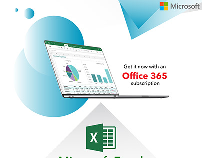 MICROSOFT EXCEL AD FLYER