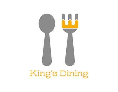 King's Dining - Logo Design