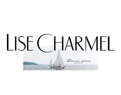DIGITAL CAMPAIGN / LISE CHARMEL