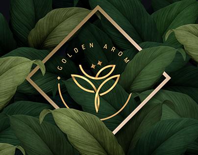 Golden Aroma logo- ksa