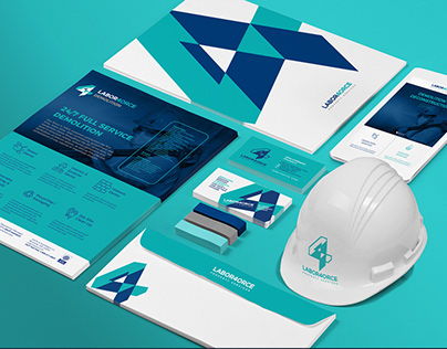 Labor4orce - Demolition Company | Branding