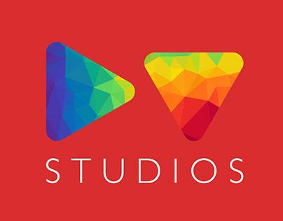 DV STUDIO LOGO DESIGN
