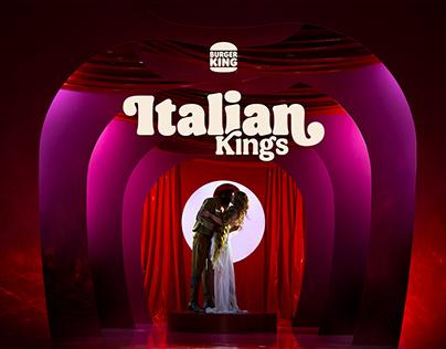 Burger King   Italian Kings