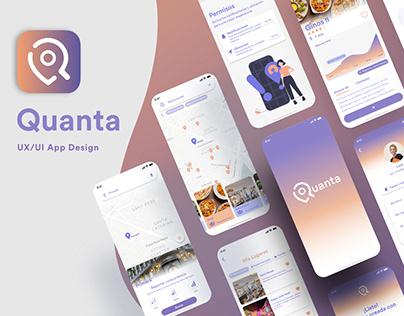 Quanta | UX/UI | Case of Study