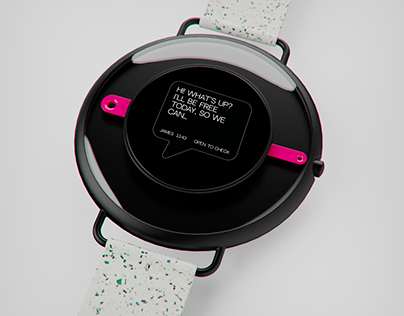 SPHERUM smart watch