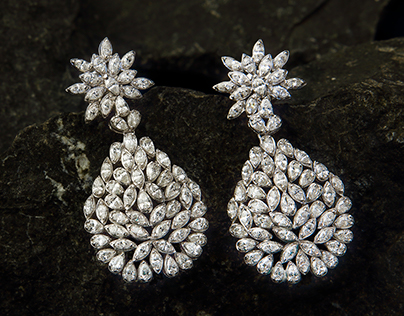 Diamond Jewellery - Photography
