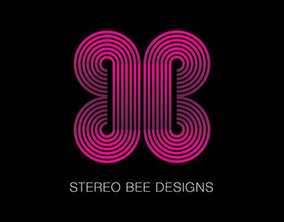 STEREO BEE DESIGNS LOGO