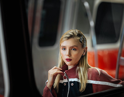 Anotah Fall Winter 2019 - Strangers Commute