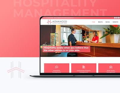 Advanced Hospitality Management #webdesign #teksun