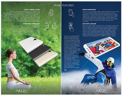 Akua Mobile MK5 Product Brochure