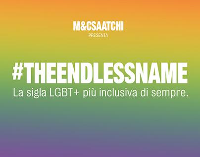 M&C SAATCHI   #THEENDLESSNAME
