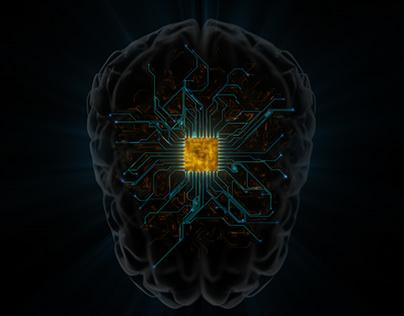 4K Brain Microprocessor Hardware Connections AI