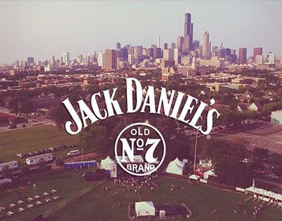 Jack Daniel's for RUIDOFEST 2015