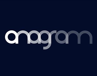 Anagram - wordpress website design