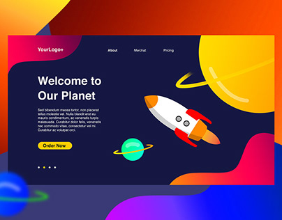 Planet Rocket Web Header