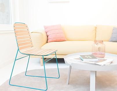 Filou chair
