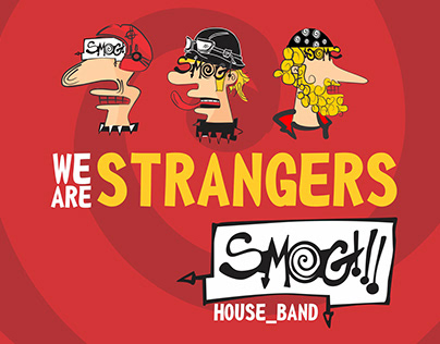 Smog House Band 3D