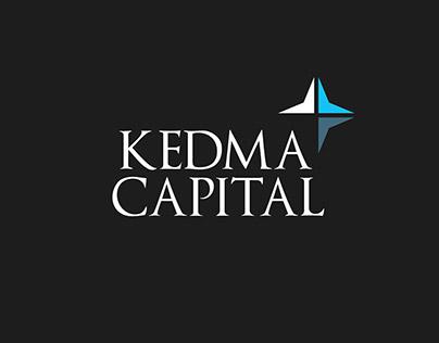 KEDMA CAPITAL   website design