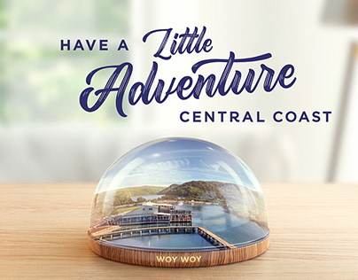 Central Coast Council - 'Have a Little Adventure'