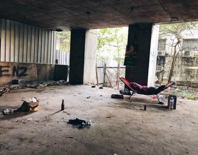 UBX: Abandon Drug Carpark